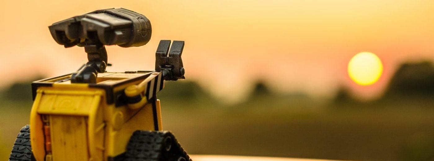 Wall-e: robots als onderdeel van de trends van 2018