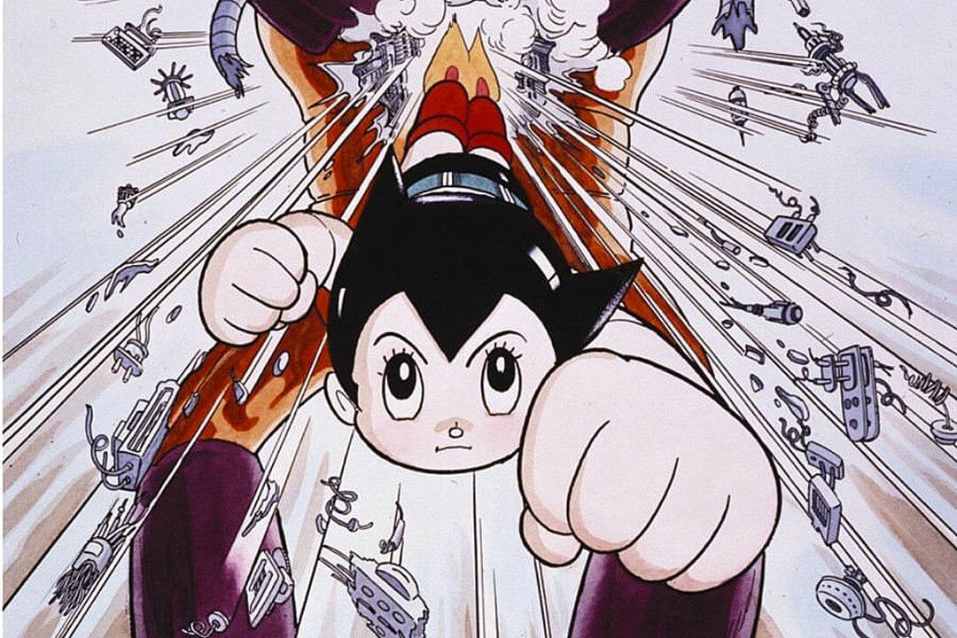Manga – en hoe de vertederende Astro Boy veranderde in de drugsverslaafde Tetsuo uit Akira