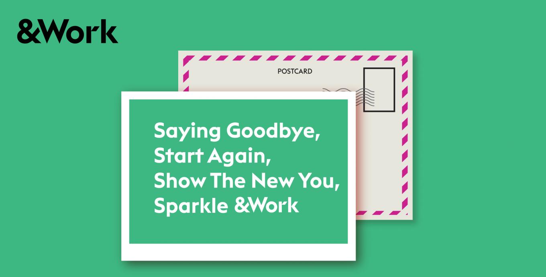 Afscheid nemen van een collega en je hebt een voorbeeldtekst nodig? Doe dit vooral niet!