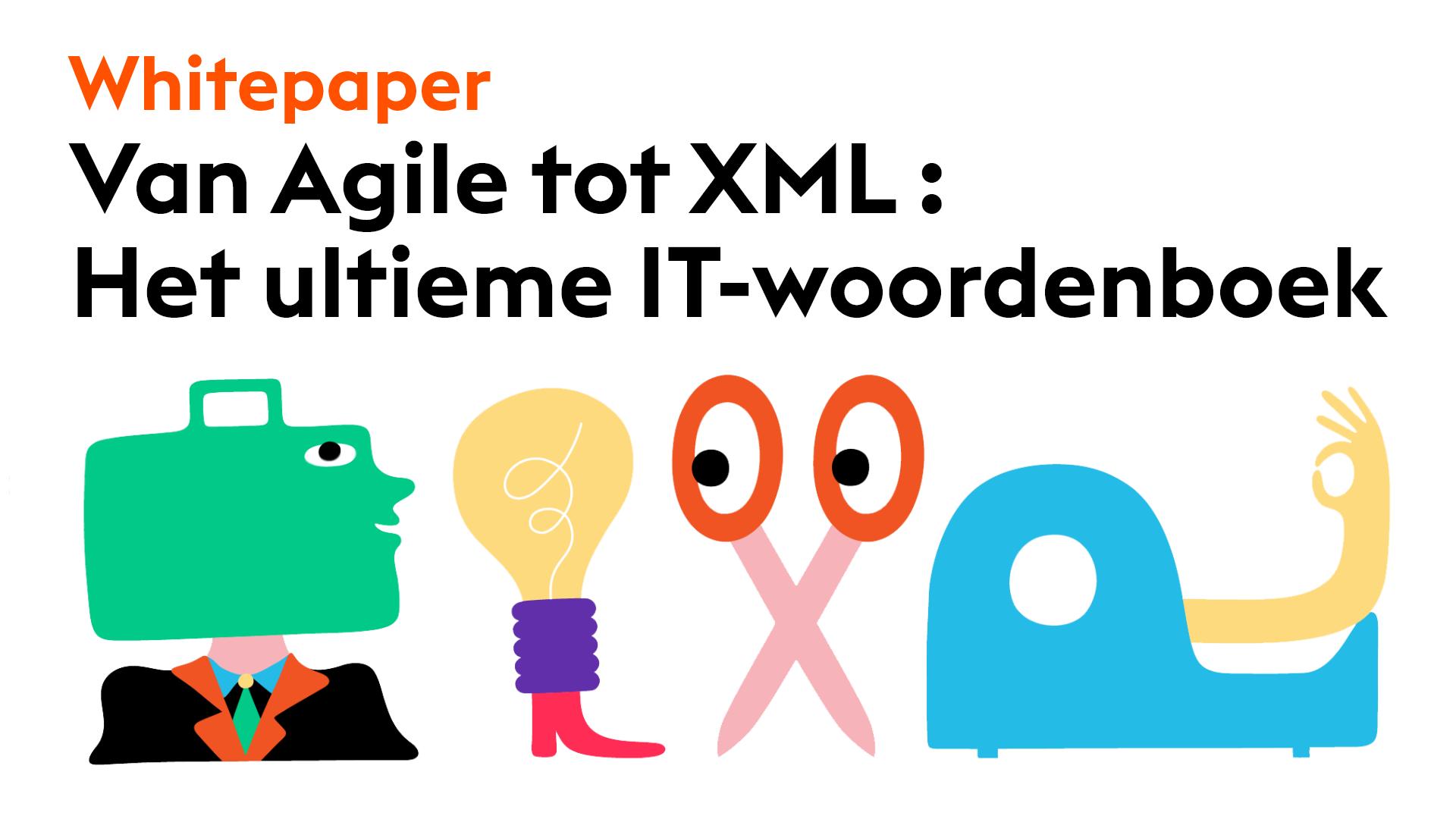 Whitepaper Van Agile tot XML