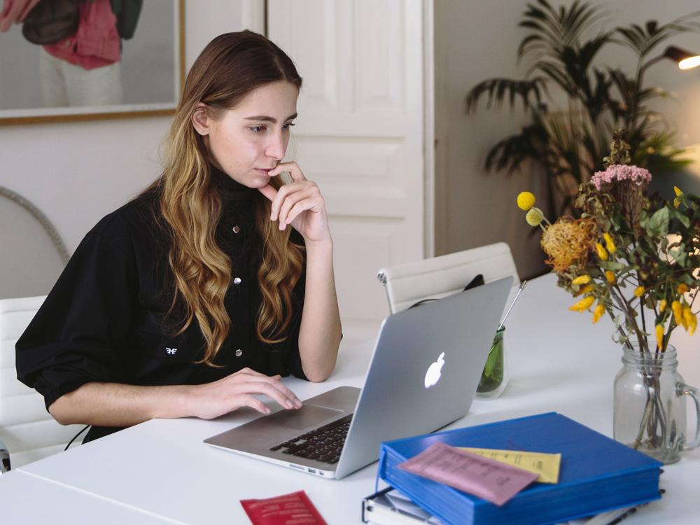 Thuiswerken en een goede werk-privébalans